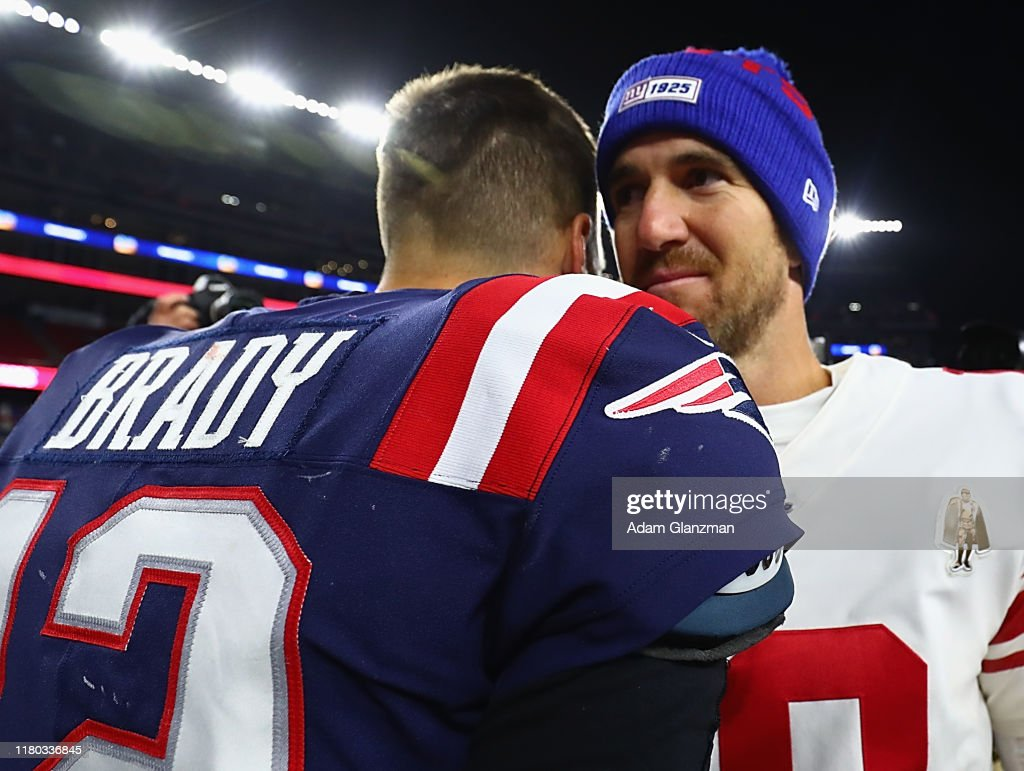 New York Giants vNew England Patriots : ニュース写真