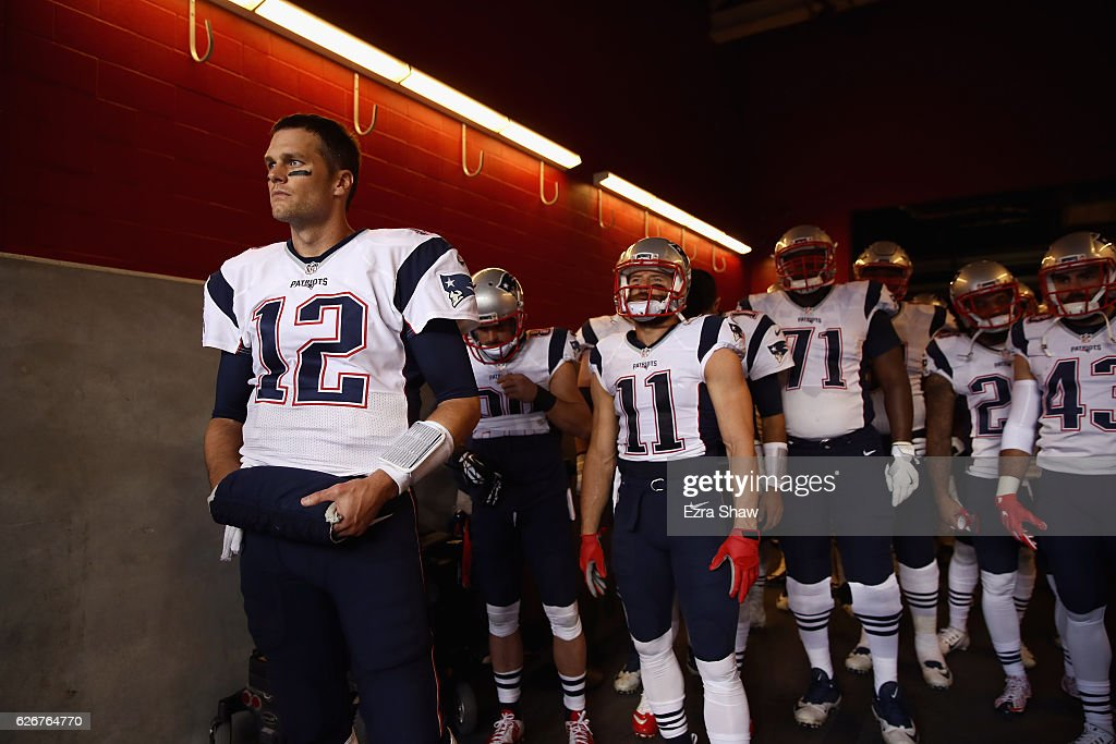 New England Patriots v San Francisco 49ers : News Photo
