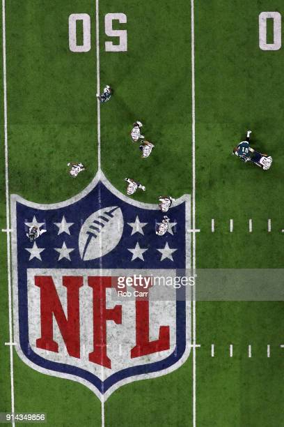 Tom Brady of the New England Patriots throws an incomplete pass on the final play of the game as his team loses 4133 to the Philadelphia Eagles in...