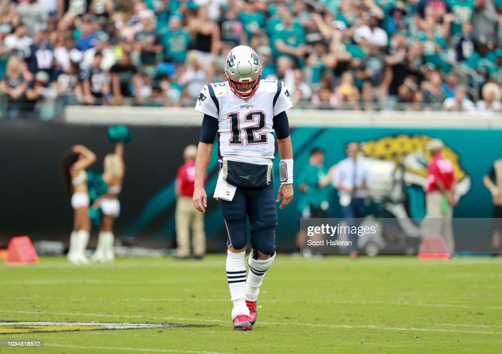 New England Patriots v Jacksonville Jaguars : News Photo