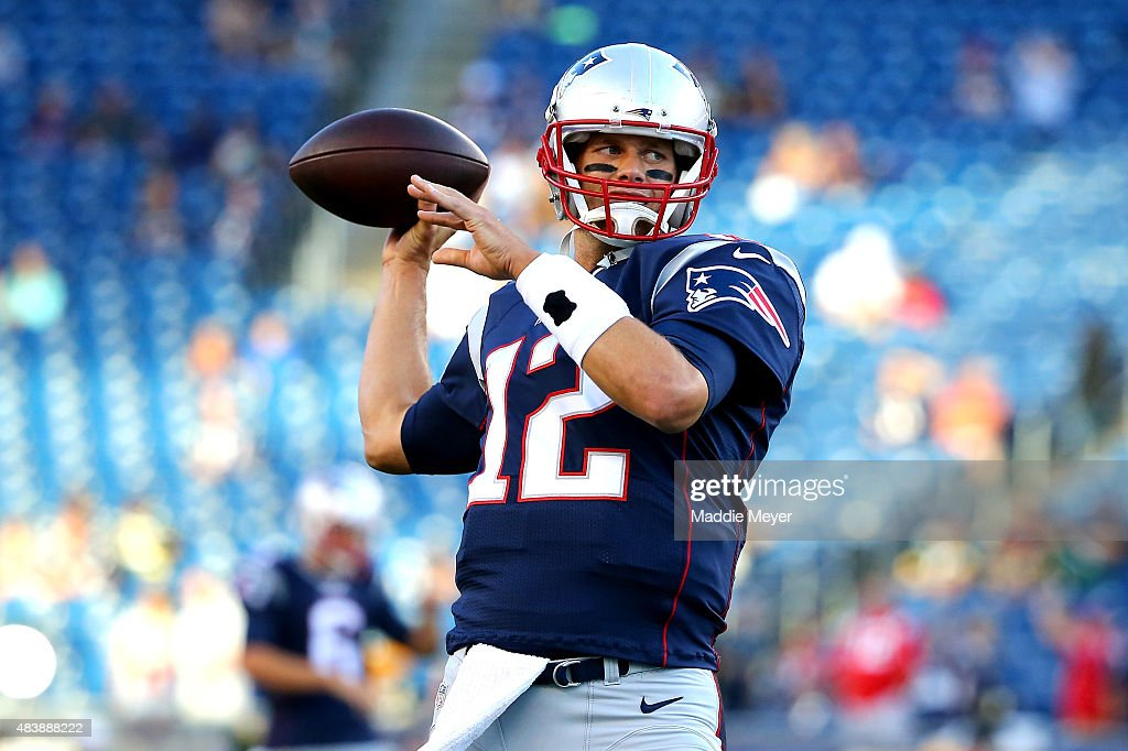 Green Bay Packers v New England Patriots : News Photo