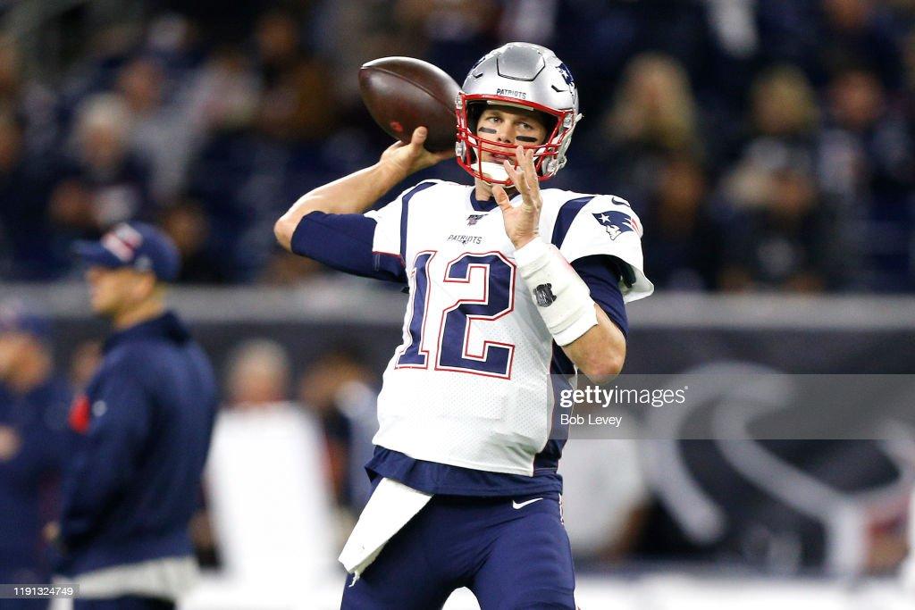New England Patriots vHouston Texans : News Photo