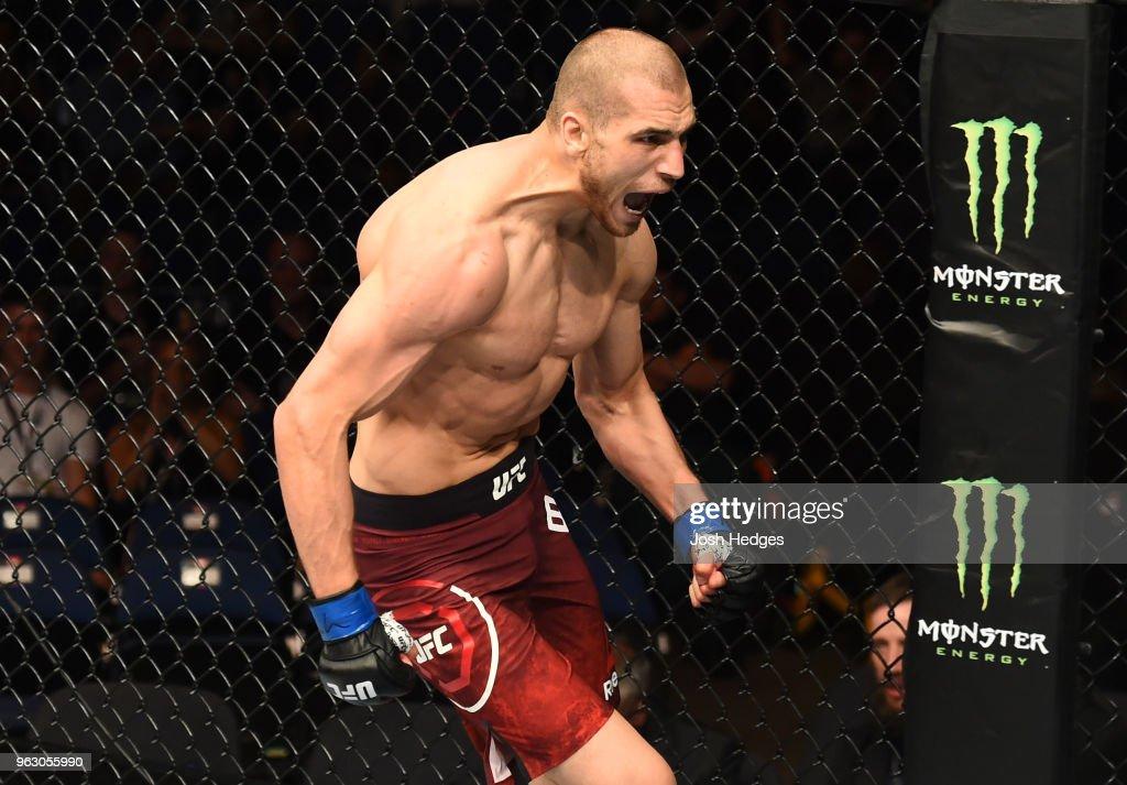 UFC Fight Night: Kelly v Breese : Nieuwsfoto's