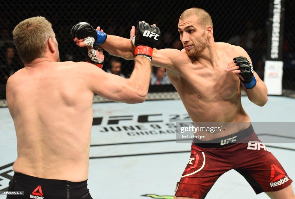 UFC Fight Night: Kelly v Breese : News Photo