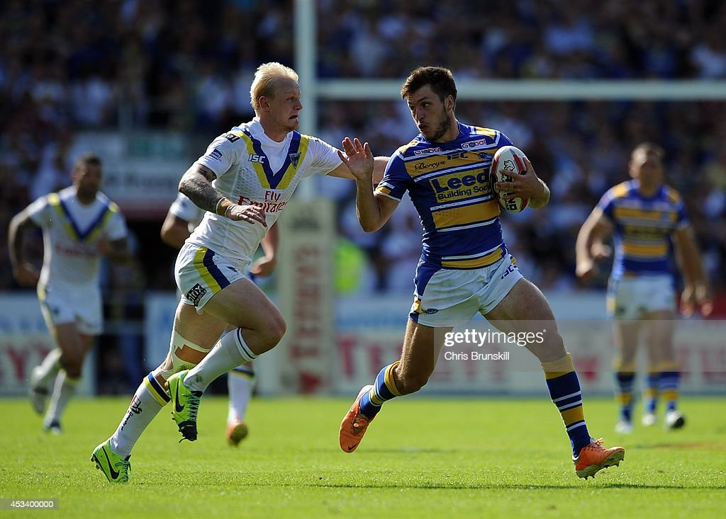 Leeds Rhinos v Warrington Wolves - Tetley's Challenge Cup Semi Final