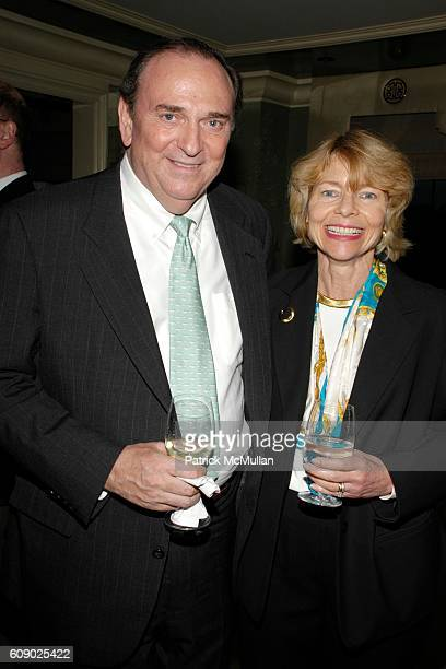 Tom Brown and Missy Van Buren attend BERGDORF GOODMAN hosts cocktails to introduce the MARTHA O'BRIEN JEWELRY Collection at 7th Floor on May 9 2007...
