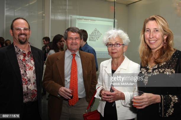 Tom Brumley Wiesje Van Hurst Jack Van Hurst and Lisa Phillips attend NEW MUSEUM to Host Opening Party for THE GENERATIONYOUNGER THAN JESUS at New...