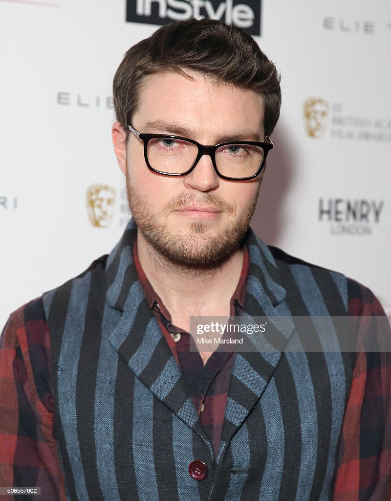 Tom Burke attends the InStyle EE Rising Star Pre-BAFTA Party at 100 Wardour Street on February 4, 2016 in London, England.