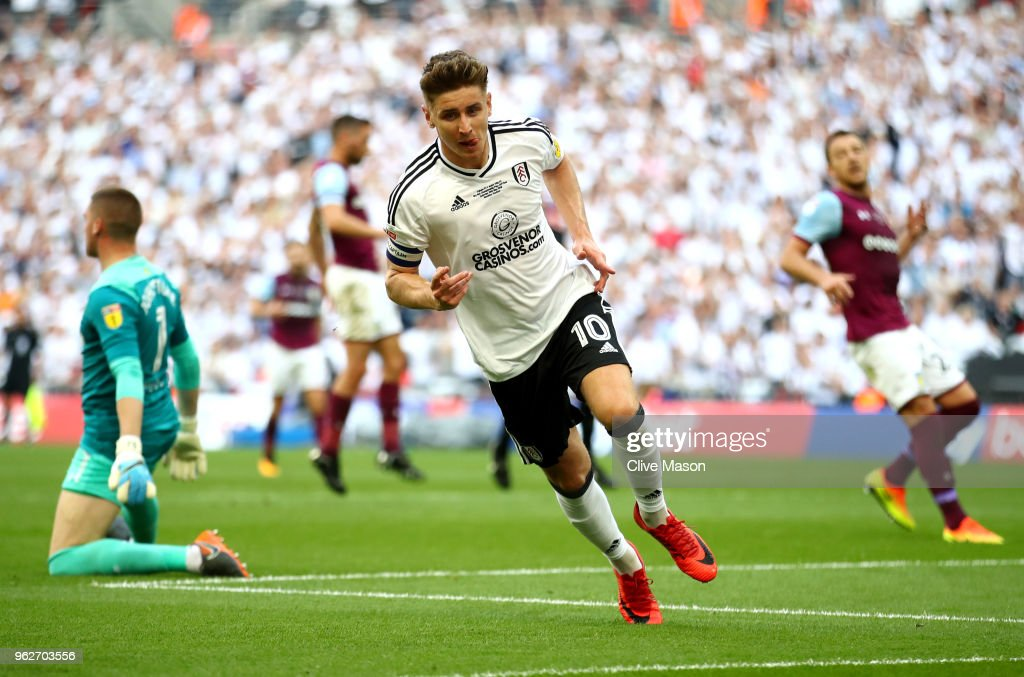 Aston Villa v Fulham - Sky Bet Championship Play Off Final