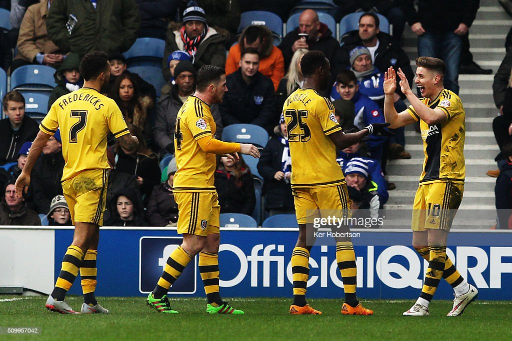 Queens Park Rangers v Fulham   - Sky Bet Championship