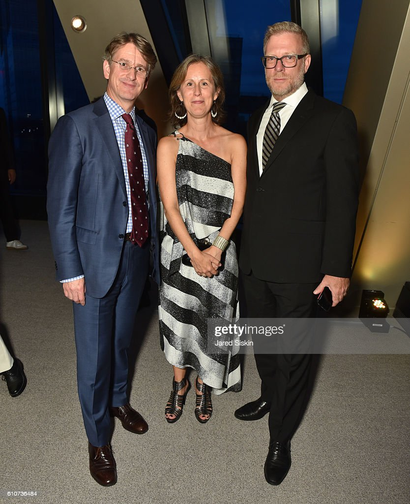 """Abstracted Black Tie Dinner Hosted by Pamela Joyner & Fred Giuffrida, and the Ogden Museum of Southern Art, to Celebrate the Artists and Writers in the Publication """"Four Generations, The Joyner/Giuffrida Collection of Abstract Art"""" : News Photo"""