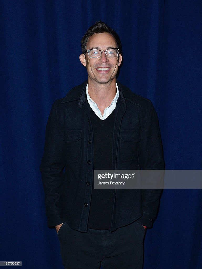 Tom Cavanagh attends Madison Square Garden transformation unveiling at Madison Square Garden on October 24, 2013 in New York City.