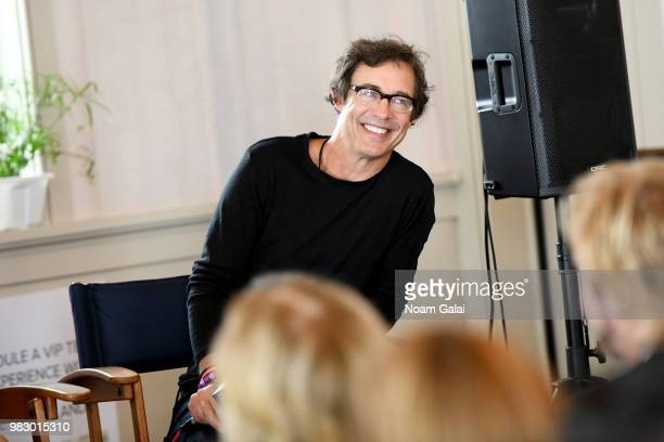 Tom Cavanagh attends Morning Coffee at the 2018 Nantucket Film Festival Day 5 on June 24 2018 in Nantucket Massachusetts