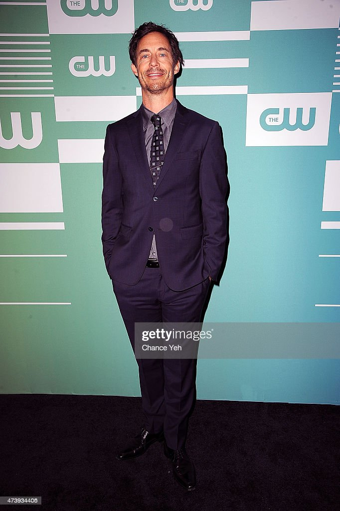 Tom Cavanagh attends The CW Network's New York 2015 Upfront Presentation at The London Hotel on May 14, 2015 in New York City.