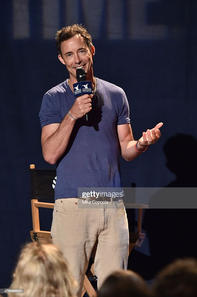 Tom Cavanagh attends the 'Late Night Storytelling' event during the 20th Annual Nantucket Film Festival - Day 3 on June 26, 2015 in Nantucket, Massachusetts.