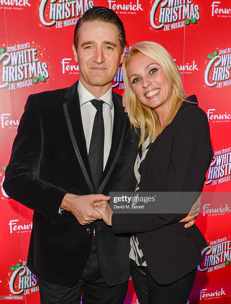 """White Christmas"" - Press Night - After Party : ニュース写真"