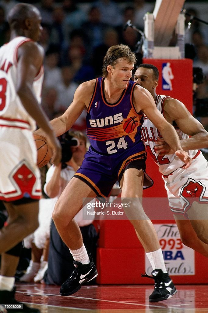 1993 NBA Finals Game 4: Phoenix Suns vs. Chicago Bulls Pictures | Getty Images