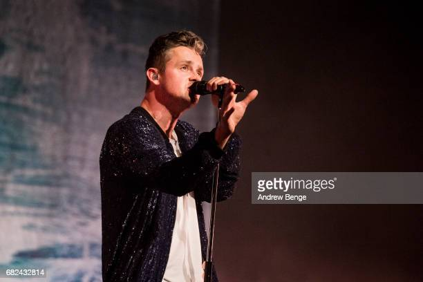 Tom Chaplin performs at The Barbican on May 12 2017 in York England