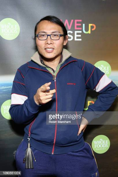 Tom Chi attends the WeRiseUP Launch Event With Kevin Bacon during the 2019 Sundance Film Festival at TAO Nightclub on January 27 2019 in Park City...