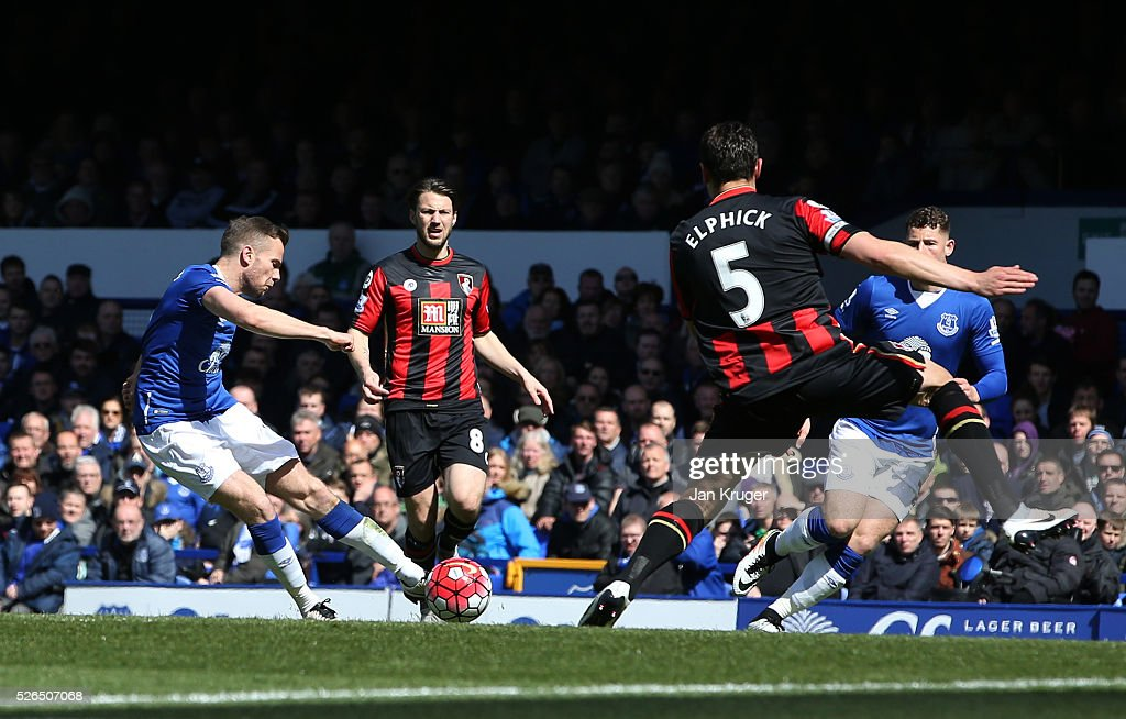 Everton v A.F.C. Bournemouth - Premier League