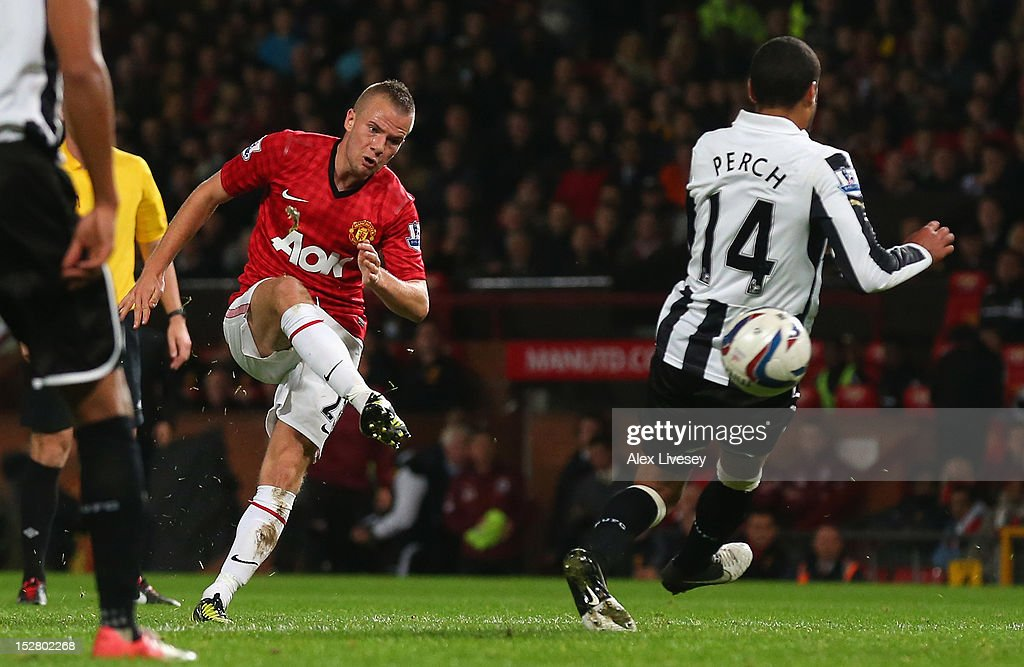 Manchester United v Newcastle United - Capital One Cup Third Round