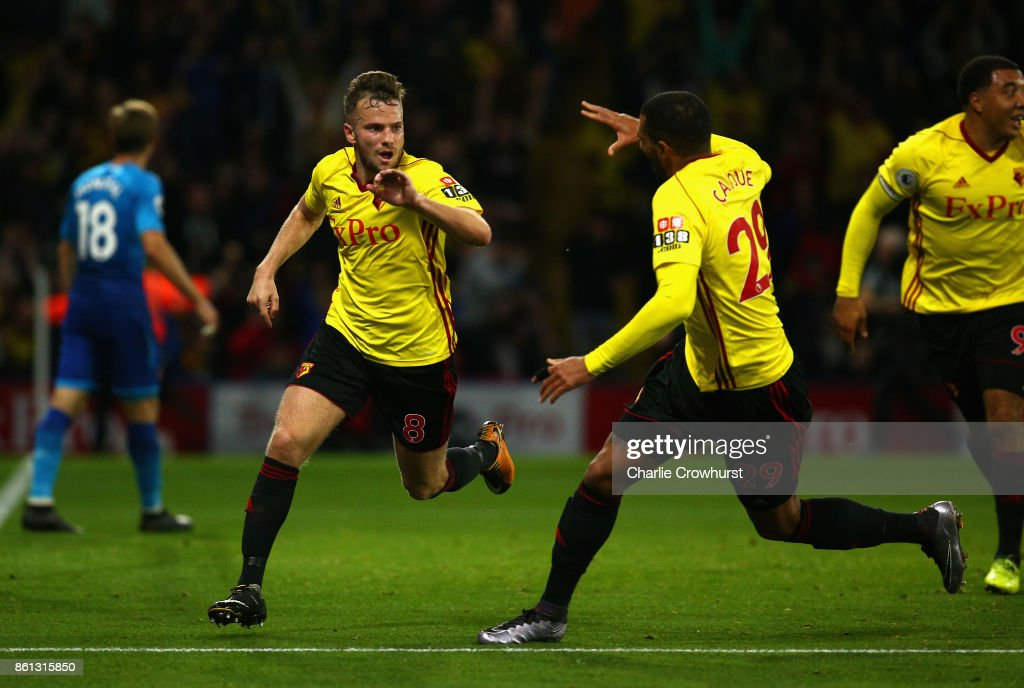 Watford v Arsenal - Premier League : News Photo
