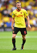 watford england tom cleverley watford action