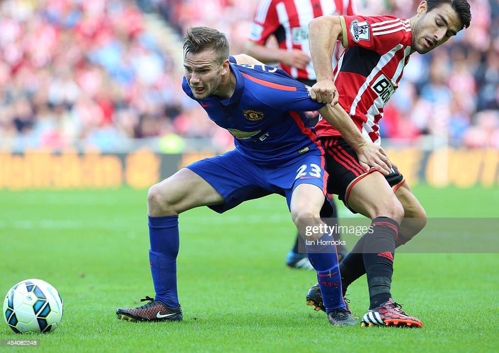 Sunderland AFC v Manchester United - Premier League : News Photo