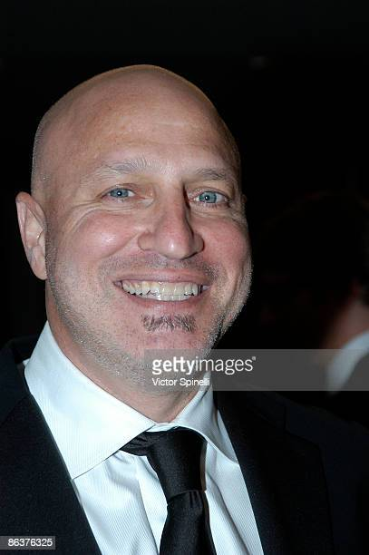 Tom Colicchio attends the 2009 James Beard Foundation Awards Ceremony and Gala at Avery Fisher Hall at Lincoln Center for the Performing Arts on May...