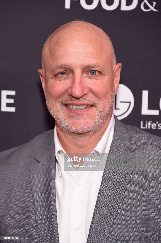 Tom Colicchio attends the Food & Wine Celebration of the 2017 Best New Chefs on April 4, 2017 in New York City.