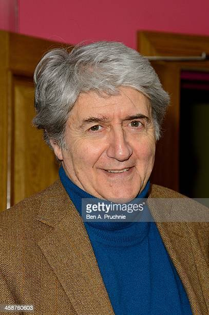 Tom Conti attends the August Osage County drinks screening at Soho Hotel on December 21 2013 in London England