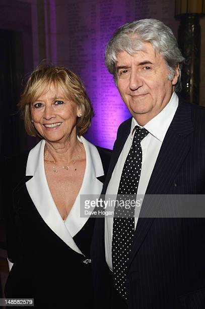 Tom Conti attends the European premiere afterparty of The Dark Knight Rises at Freemasons Hall on July 18 2012 in London England