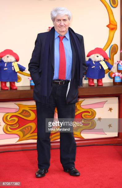 Tom Conti attends the 'Paddington 2' premeire at BFI Southbank on November 5 2017 in London England