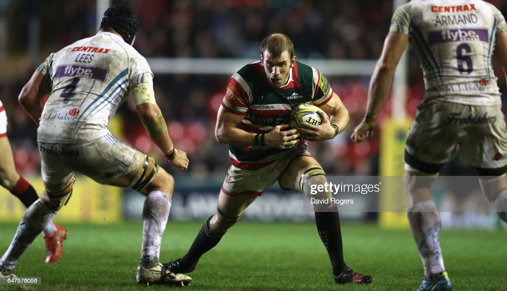 Leicester Tigers v Exeter Chiefs - Aviva Premiership : News Photo