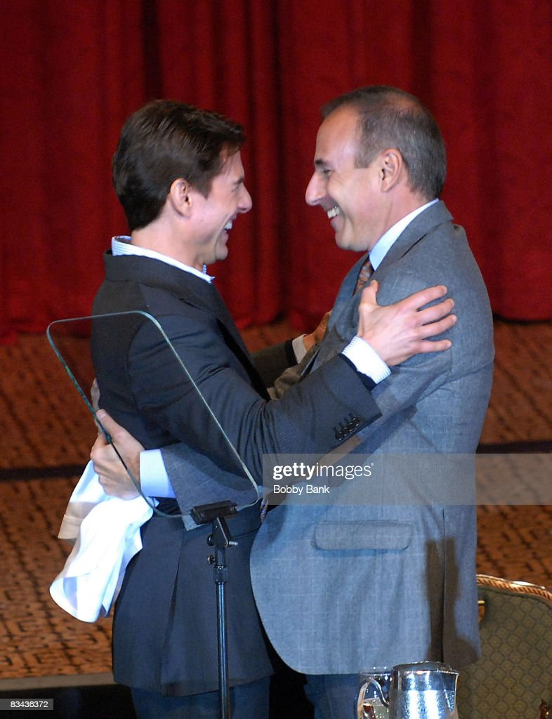 Friars Club Roast of Matt Lauer - Show : News Photo