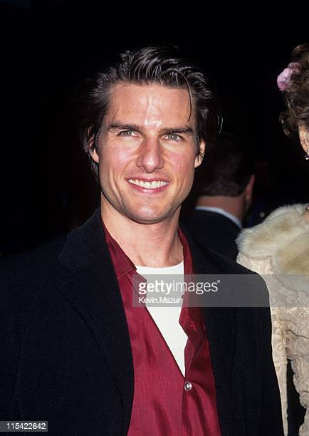 Tom Cruise and Nicole Kidman during Jerry Maguire New York City Premiere at Pier 88 in New York City New York United States