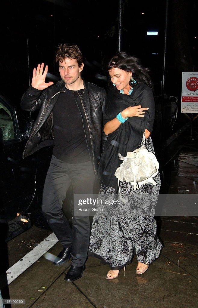 Celebrity Sightings In Los Angeles - February 21, 2005 : Fotografía de noticias