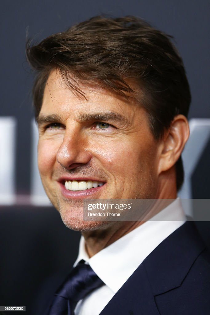 Tom Cruise arrives ahead of The Mummy Australian Premiere at State Theatre on May 22, 2017 in Sydney, Australia.