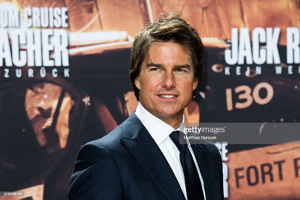 'Jack Reacher: Never Go Back' Berlin Premiere