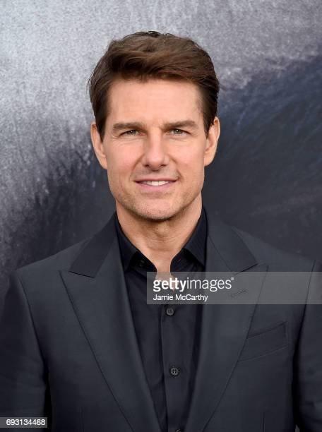 Tom cruise attends the The Mummy New York Fan Eventat AMC Loews Lincoln Square on June 6 2017 in New York City