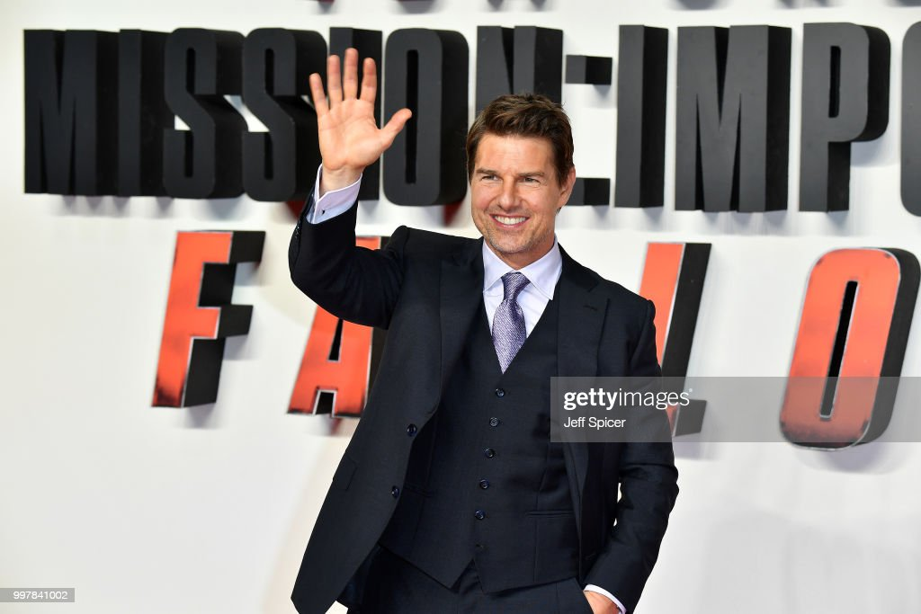 """""""Mission: Impossible - Fallout"""" - UK Premiere - Red Carpet Arrivals : News Photo"""