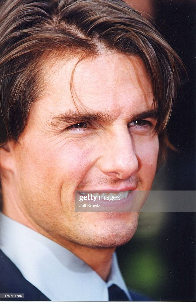 Tom Cruise during 6th Annual Screen Actors Guild Awards at Shrine Auditorium in Los Angeles, California, United States.
