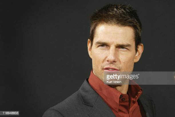 Tom Cruise during 'Collateral' Berlin Premiere Arrivals at Sony Center Berlin in Berlin Germany