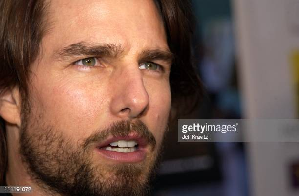 Tom Cruise during Hollywood Film Festival Closing Night Premiere of Narc at Arclight Cinema in Hollywood Ca
