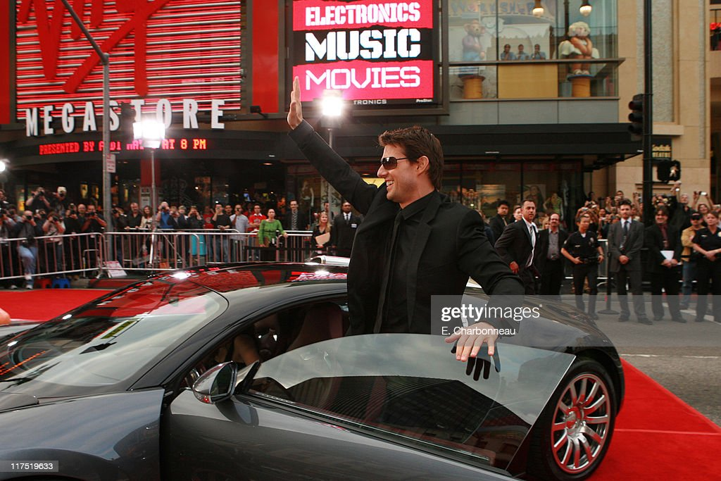 """Los Angeles Fan Screening of Paramount Pictures' """"Mission: Impossible III"""" : News Photo"""