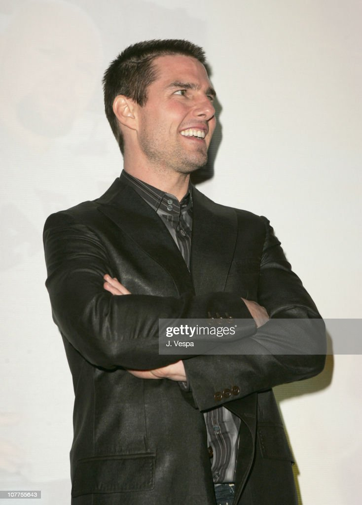 Tom Cruise during Premiere Magazine's 'The New Power' - Show at Forbidden City in Hollywood, California, United States.