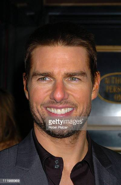 Tom Cruise during 'The Last Samurai' New York Premiere at The Zeigfeld Theater in New York City New York United States