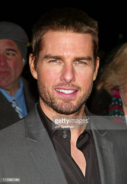 Tom Cruise during 'The Last Samurai' New York Premiere Outside Arrivals at The Zeigfield Theater in New York City New York United States