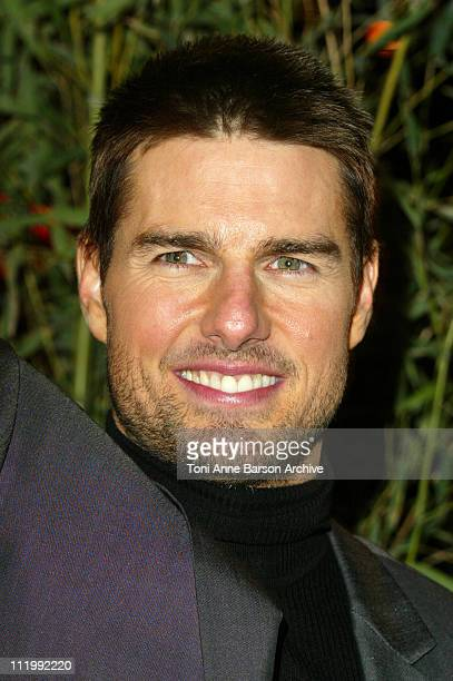 Tom Cruise during 'The Last Samurai' Paris Premiere Outside Arrivals at Grand Rex in Paris France