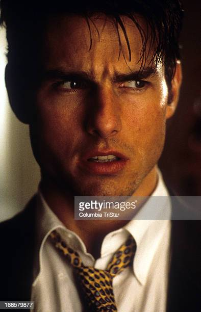 Tom Cruise in a scene from the film 'Jerry Maguire' 1996